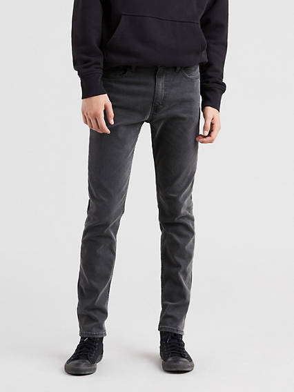 512™ Slim Taper Fit Men's Jeans - Grey   Levi's®