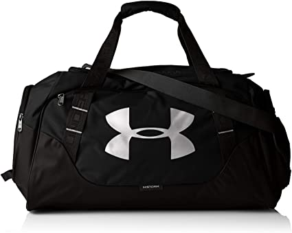 Amazon.com: Under Armour Undeniable Duffle 3.0 Gym BagLarge Black .