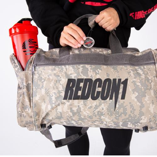 Official Rugged Camo Pack Gym Bag – REDCO