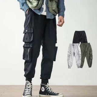 Macho Cargo Harem Pants | YesSty