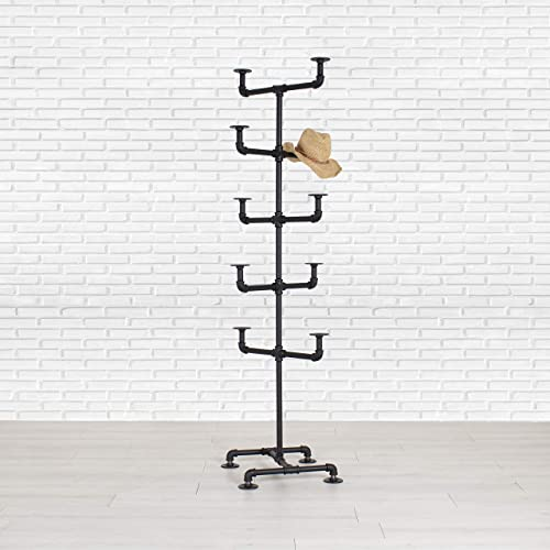 Amazon.com: Industrial Pipe Hat Rack Display Stand by William .