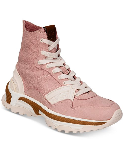 COACH C243 High-Top Sneakers & Reviews - Athletic Shoes .
