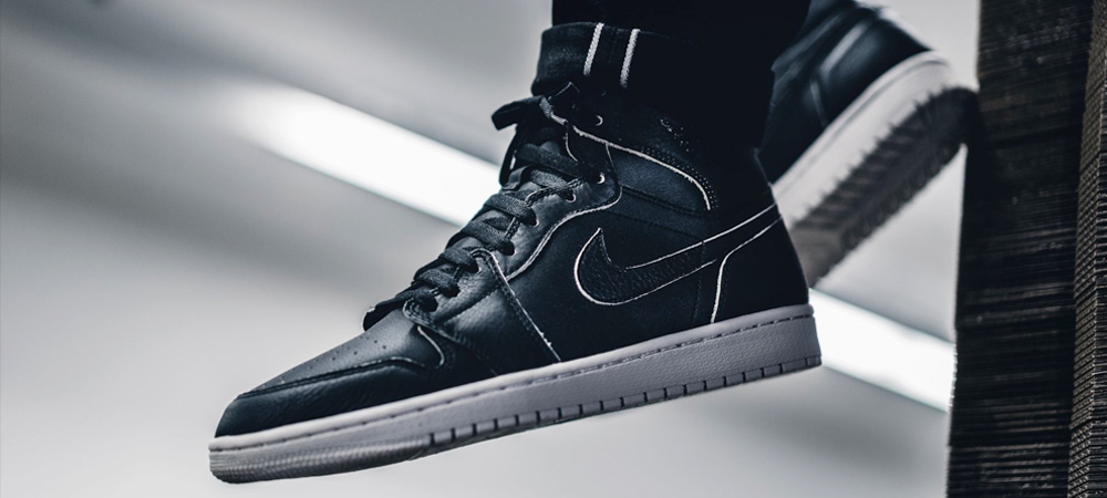 The Best High-Top Sneakers In The World Right Now | FashionBea