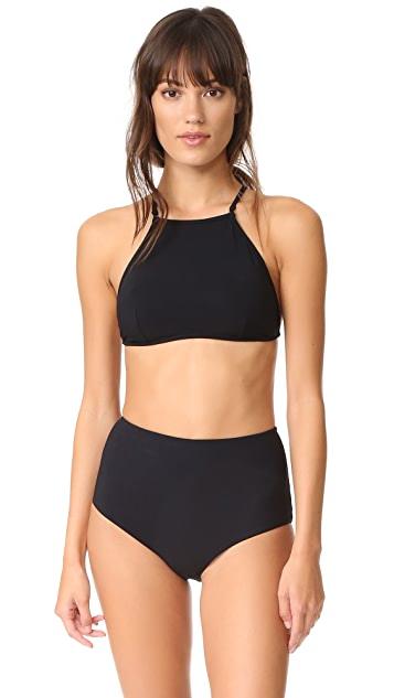 Zimmermann Separates High Waisted Bikini Bottoms | SHOPB