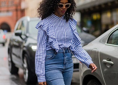 How to Style High-Waist Pants for a Short Torso - PureW