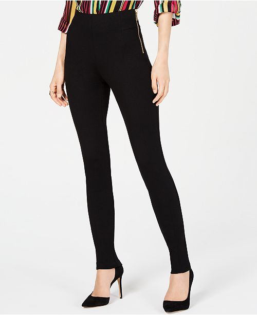 INC International Concepts INC High-Waist Skinny Pants, Created .