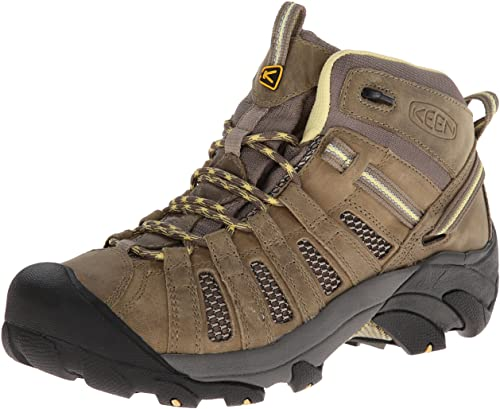 Amazon.com | KEEN Women's Voyageur Mid Hiking Boot | Hiking Boo