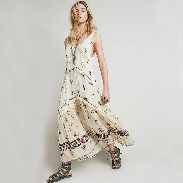 Hippie Maxi Dresses – Fashion dress