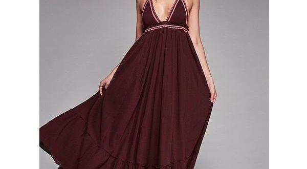 Maxi Embroidery Gypsy Love Hippie Dresses – Bohemian Brun