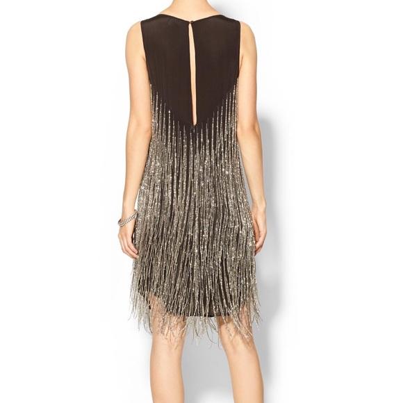 Haute Hippie Dresses   Beaded Dress   Poshma