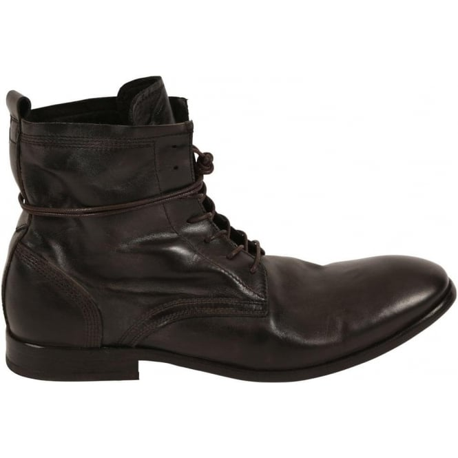 Buy H By Hudson Swathmore Leather Boot | Hudson Shoes @ Fussy Nati