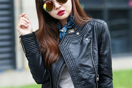 Best Leather Jackets For Women 2019 - The Complete Buyer's Gui