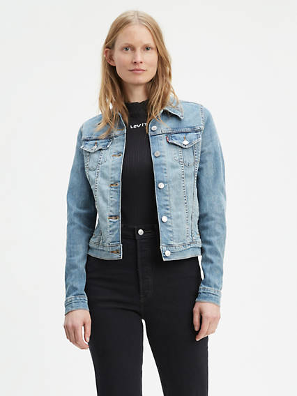 Denim Jackets for Women – ChoosMeinSty