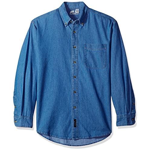 Blue Jean Shirts: Amazon.c