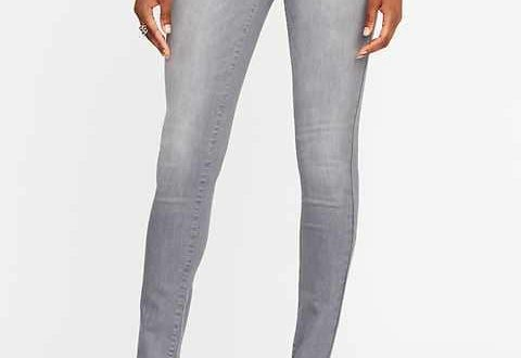 Gray Jeans | Old Na