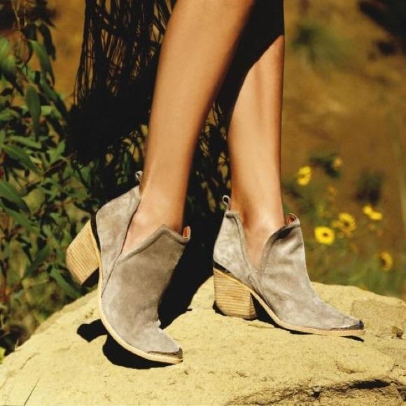 Jeffrey Campbell Shoes | Cromwell Booties | Poshma