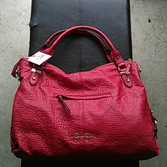Jessica Simpson Bags | New With Tags Red Mara Purse | Poshma