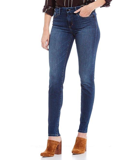 Joe's Jeans The Lara Cigarette Mid Rise Ankle Skinny Jeans | Dillard