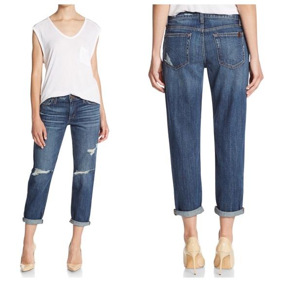 Joe's Jeans Jeans | Joes Aura Distressed Boyfriend | Poshma