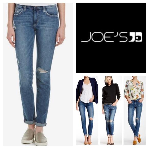 Joe's Jeans Jeans | Joes Becky Slim Boyfriend Nwt | Poshma