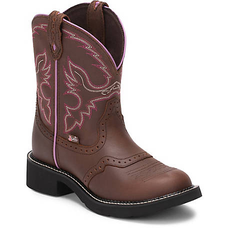 Justin Women's 8 in. Gypsy Cowgirl Collection Boot at Tractor .