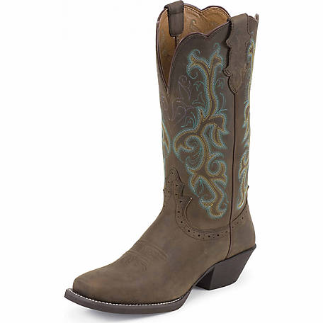 Justin Women's 12 in. Stampede Collection Boot at Tractor Supply C