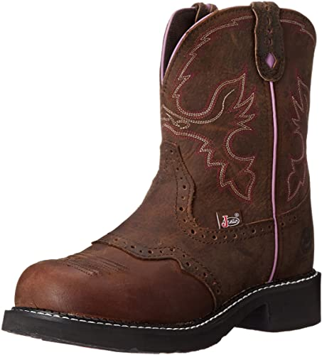 Amazon.com: Justin Boots Women's Gypsy Collection Round-Toe .