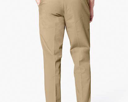Men's Workday Khaki Pants, Classic Fit - Tan 399830001 | Dockers®