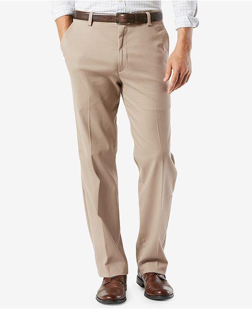 Dockers Men's Easy Classic Fit Khaki Stretch Pants & Reviews .
