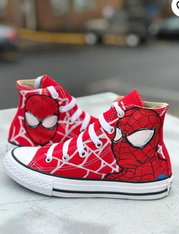 Doc McStuffins custom kids/toddler Converse in 2020 | Marvel shoes .