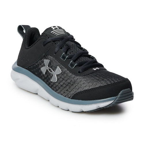 Under Armour Assert 8 Grade School Kids' Running Sho
