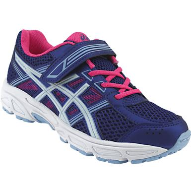ASICS | Pre Contend 4 Ps | Kids Running Shoes | Rogan's Sho