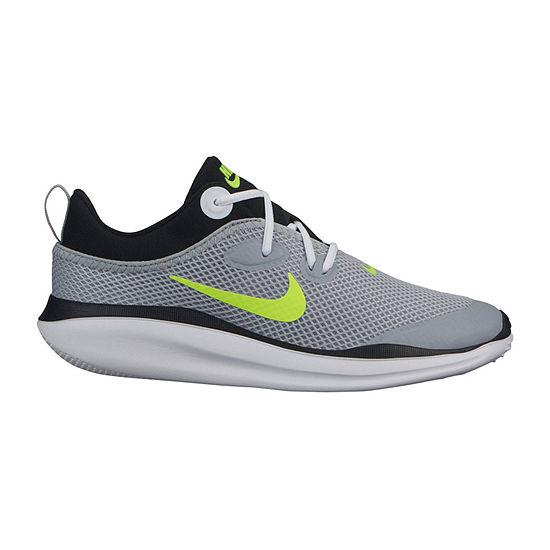 Nike Acmi Big Kids Boys Sneakers, Color: Wlf Gry-vlt-blk - JCPenn