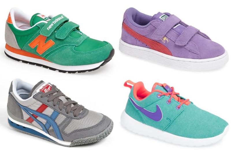 Kids Sneakers - Stylish Childrens Sho