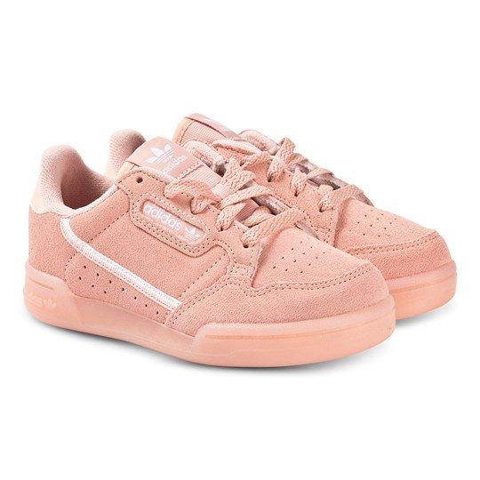 adidas Originals - Continental 80 Kids Sneakers Glo Pink .