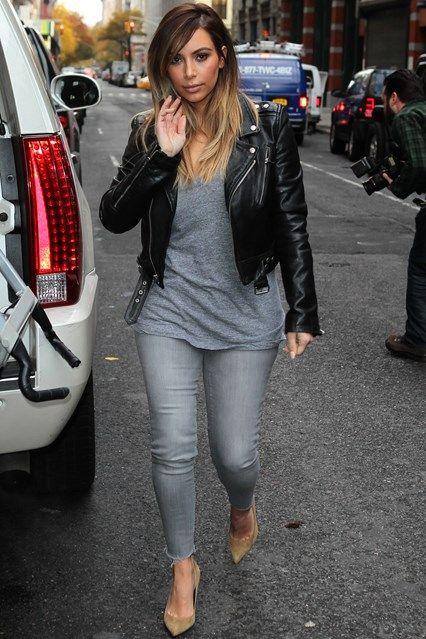 Kim Kardashian West - Style File | Kardashian style, Kim .