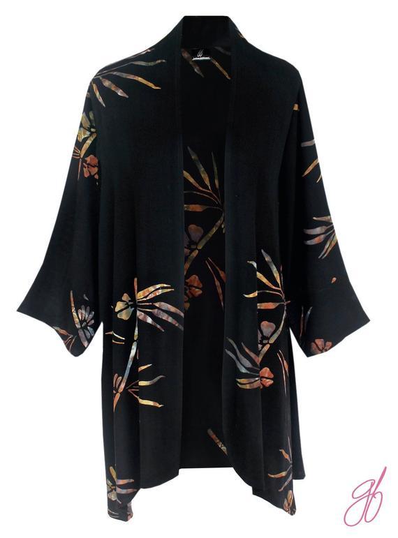 Kimono Cardigan Kimono Jacket Plus Size Kimono Women's | Et