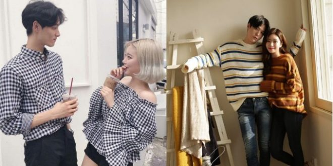 The Perfect Match: How to do Korean-style couple dressing – Snippe