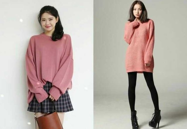 8 Typical Korean Girl Dressing Idea; Can Be Imitated Because Funny .