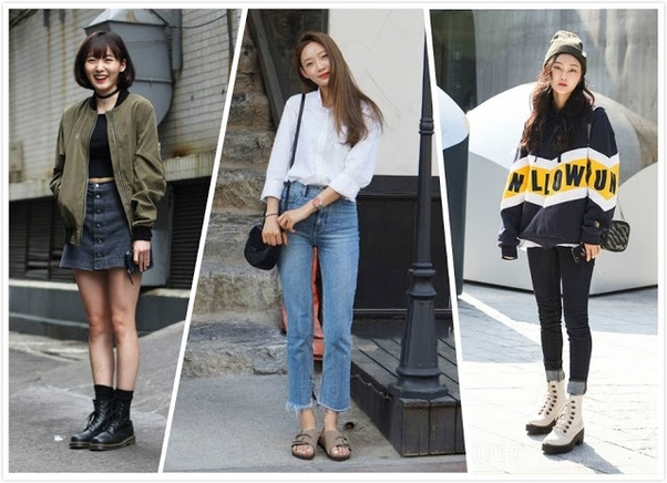 What are some good casual Korean fashion styles? - Quo