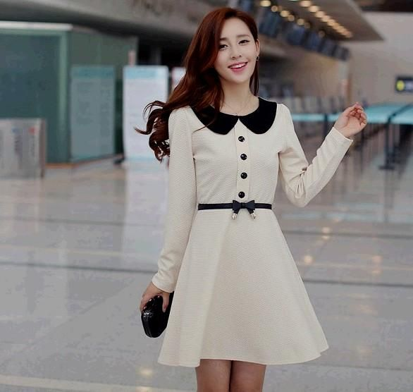 Korean style dressing – blogbeen.com in 2020 | Korean fashion .