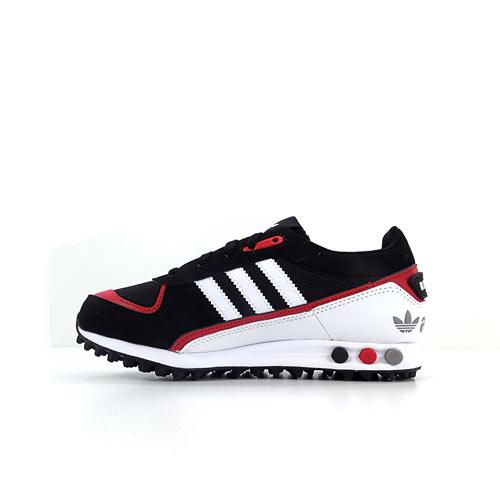 adidas Kids LA Trainer 2 Black – Side St