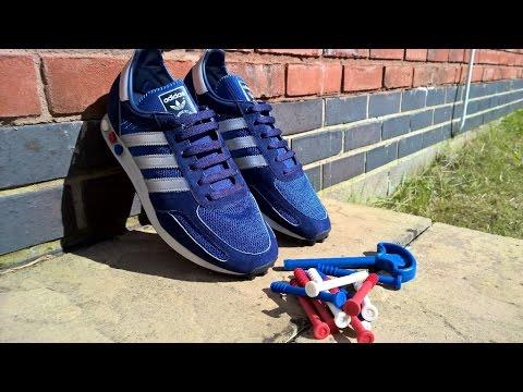 Adidas LA Trainer OG (unboxing & on foot) - YouTu