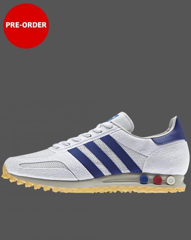 Adidas La Trainer OG Vintage White/Mystery Ink   Adidas, Blue .
