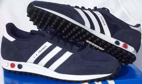 Adidas L. A. Trainer   SneakerFil