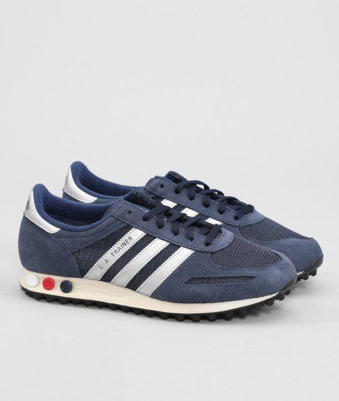 LOVE THESE! adidas Originals - LA Trainer   Sneakers, Adidas .