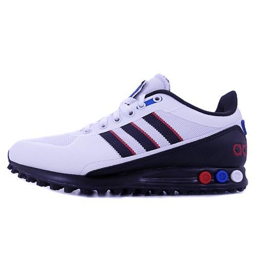 adidas LA Trainer 2 White Red – Side St