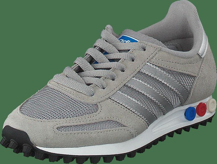 Buy adidas Originals La Trainer Mgh Solid Grey/MetSilver/White .