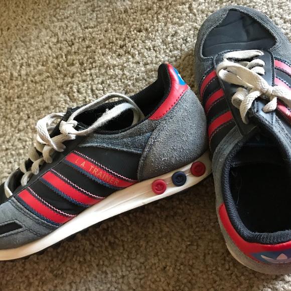 adidas Shoes   La Trainer   Poshma