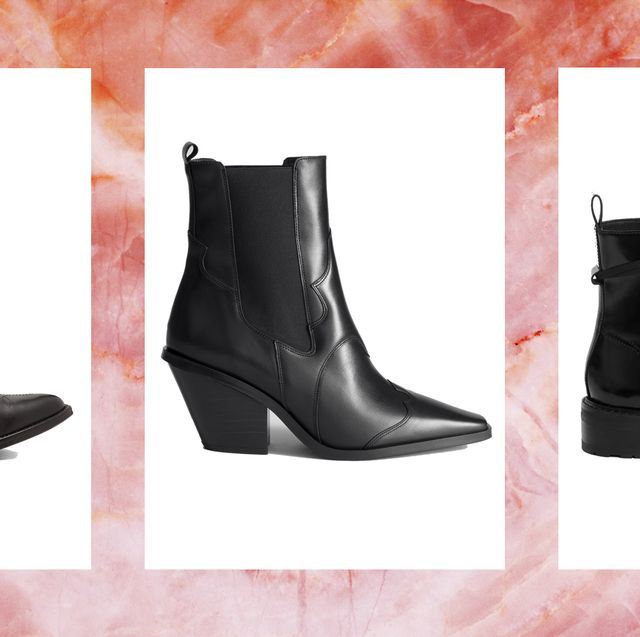 Black ankle boots - 25 best ankle boots from a Fashion Edit
